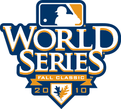 2010 World Series official logo