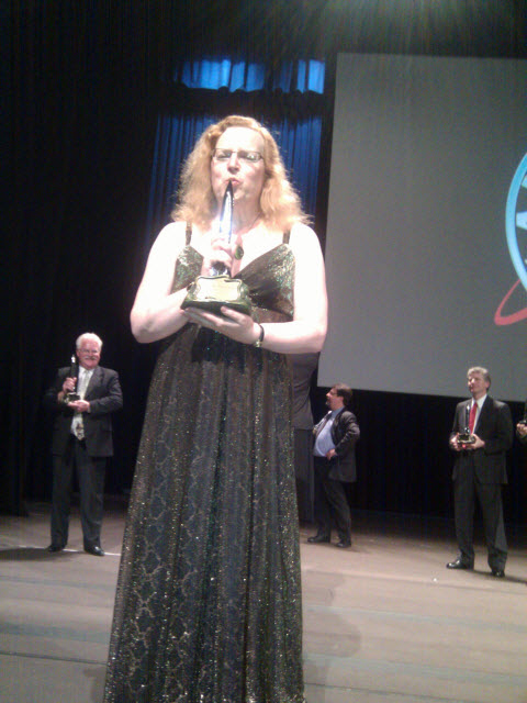 My 2010 Hugo Award Ceremony Dress