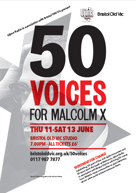 50 Voices poster