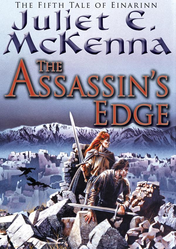 The Assassin's Edge - Juliet E. McKenna
