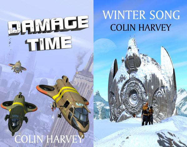 Colin Harvey hardcovers