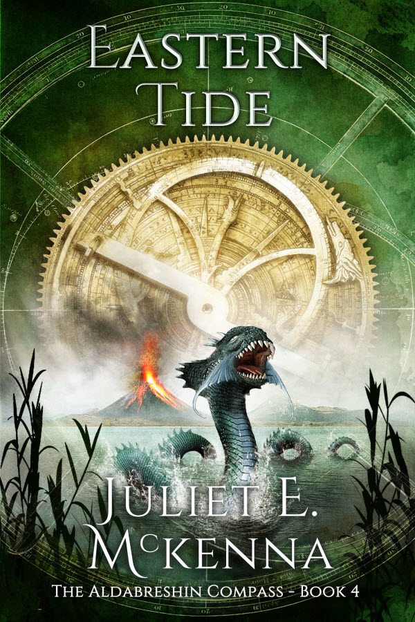 Eastern Tide - Juliet E McKenna