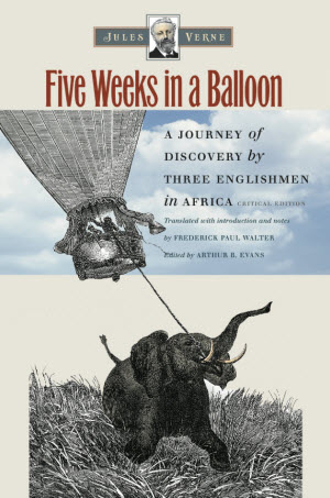 Five Weeks in a Balloon - Jules Verne