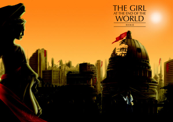 Girl at the End of the World, Vol 2