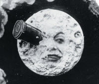 The Man in the Moon - Georges Méliès