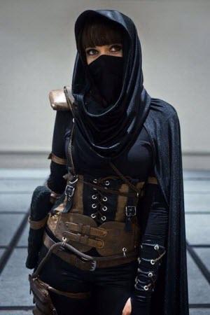 Ninja Sarah Brown