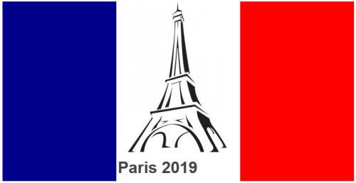 Paris in 2019