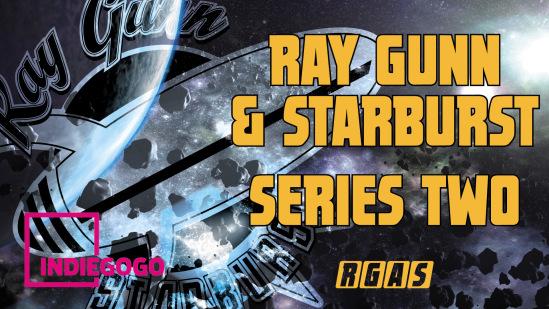 Ray Gunn & Starburst