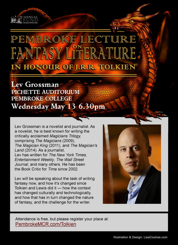 Tolkien Lecture 2015