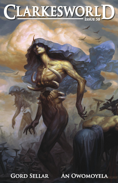 Valley of Mists - Peter Mohrbacher