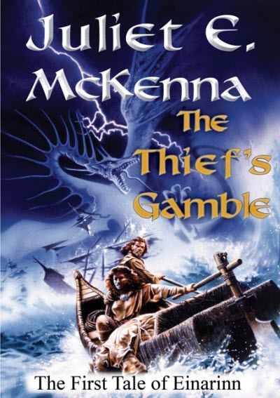 Thief's Gamble cover