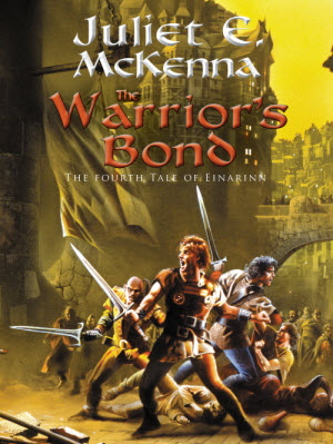 The Warrior's Bond - Juliet E. McKenna