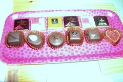 Chocolate testing