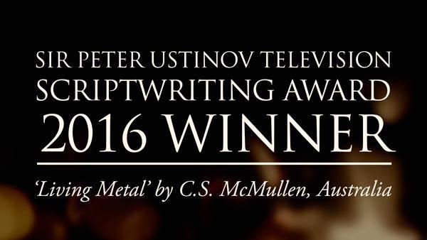 Sir Peter Ustinov Award