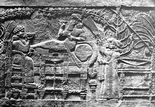 Ashurbanipal's Garden Party