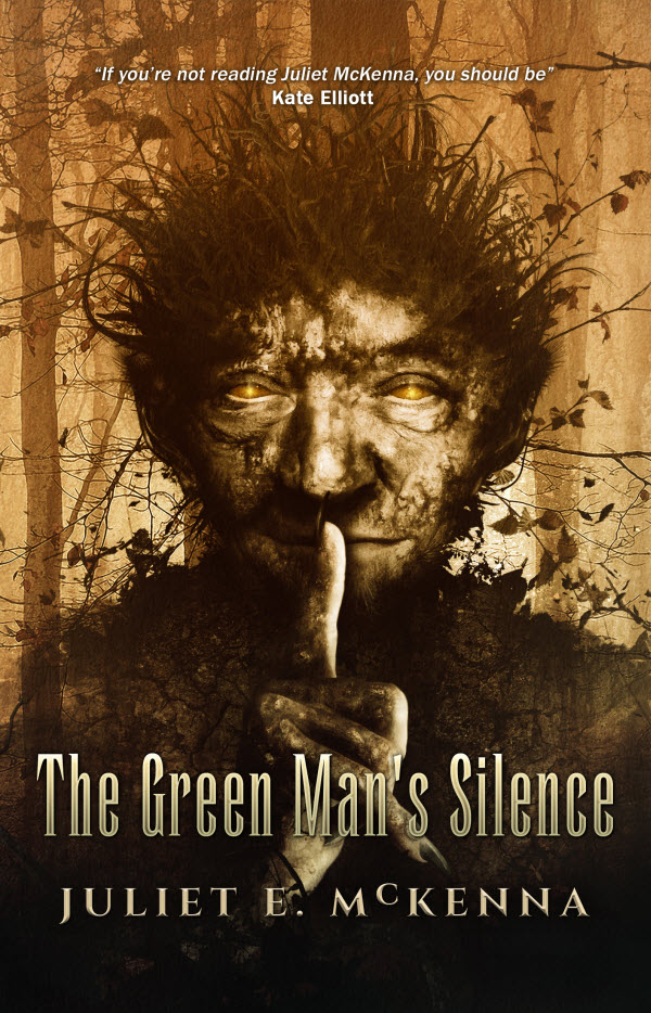 The Green Man's Silence