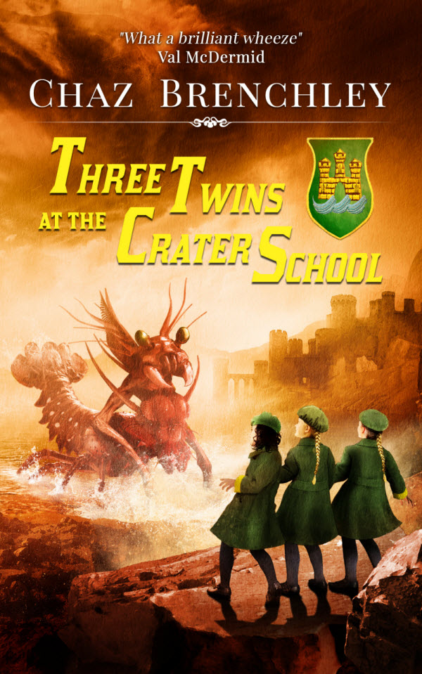 Three Twins at the Crater School